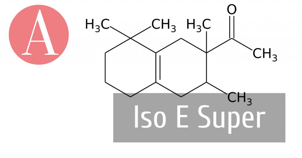 Молекула Iso E Super